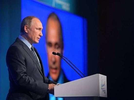 Президент России встретился с участниками Медиафорума ОНФ в Калининграде
