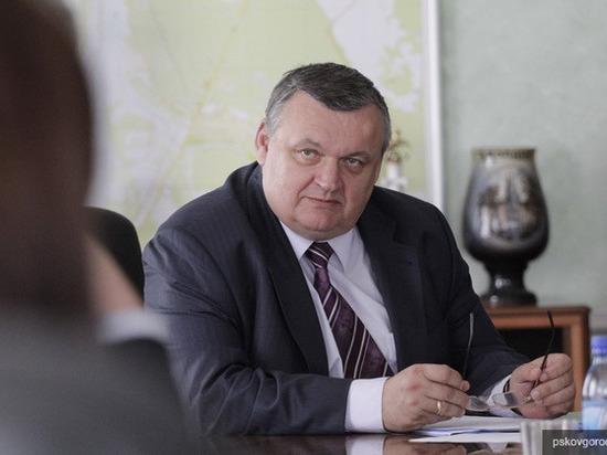 Бывший глава администрации Пскова скончался 2 марта