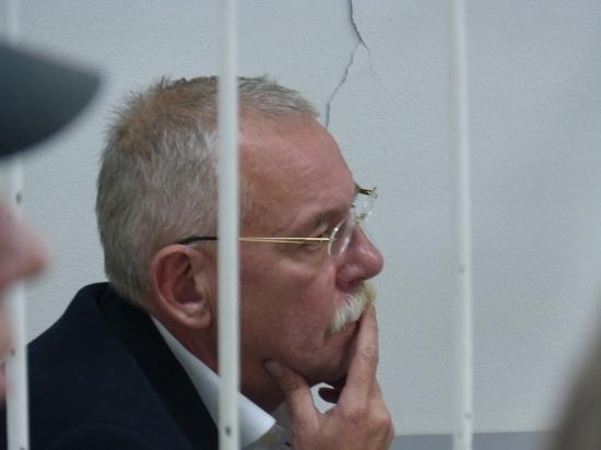 Срочно: Экс-губернатору Карелии Андрею Нелидову вынесли приговор