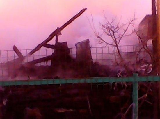 При пожаре в Ельниковском районе погибли двое жителей села