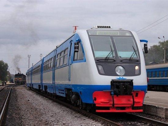 Между Тамбовом и Мичуринском запустили дополнительные пригородные поезда