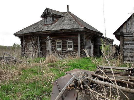 Продолжается тихий отход кузбасских деревень