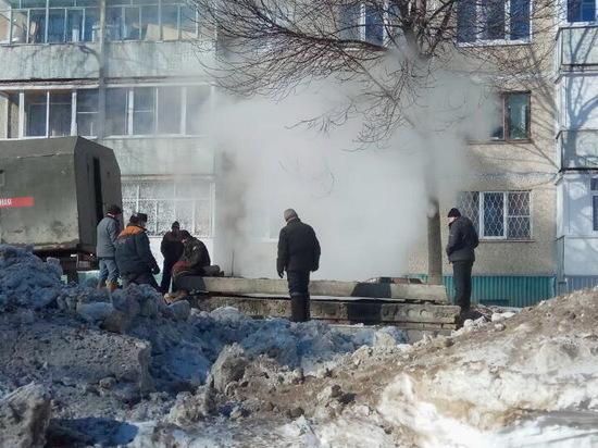 В Чебоксарах часть жителей Северо-Западного района остались без тепла