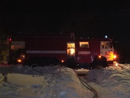 В Чистополе при пожаре погибли трое жителей