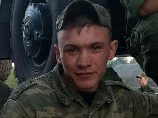 В Тольятти во время учений разбился солдат