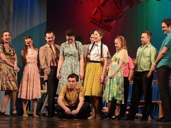 Татарский театр имени Карима Тинчурина отправился на гастроли в Ижевск