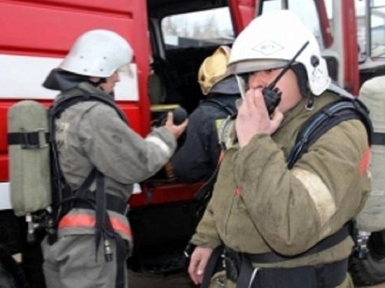 В Орске загорелась квартира от обогревателя, есть пострадавшие