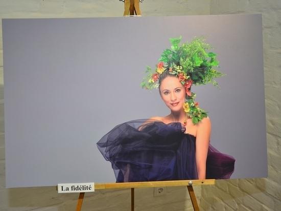 Акробаты Цирка Дю Солей представили фотовыставку