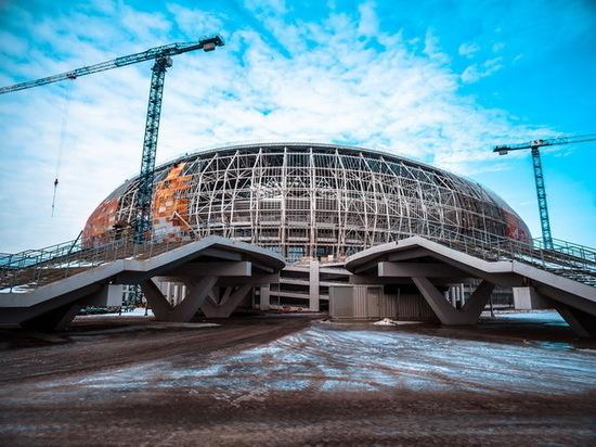 В Саранске готовность стадиона «Мордовия Арена» приедут проверить инспекторы ФИФА