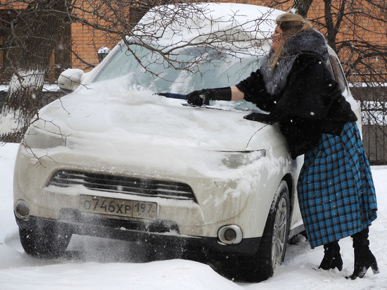 Аномальный снегопад продолжится: вторую порцию осадков надо ждать 8 марта