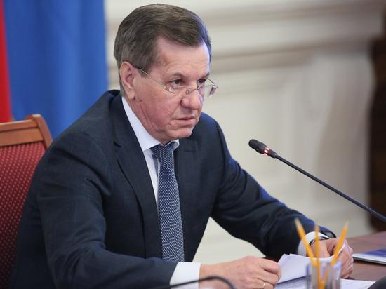 Губернатор Жилкин поручил главврачам провести мозговой штурм