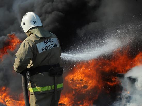 В селе Бугурусланского района сгорел жилой дом