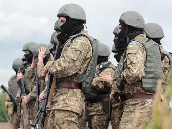 Инструкторы НАТО учат воевать украинских военных на секретном полигоне