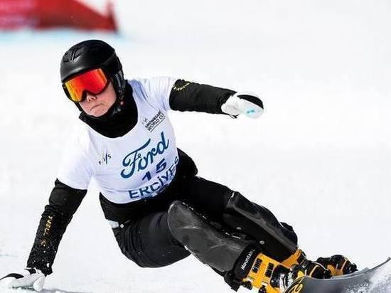 Татарстанка победила на Кубке мира по сноуборду