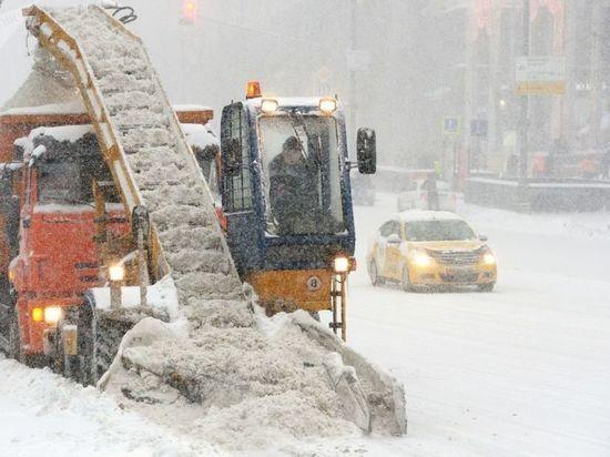 «Снегопад века» может обрушиться на Костромскую область