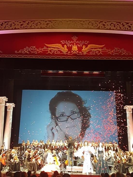 В Астрахани состоялся благотворительный концерт оперных див
