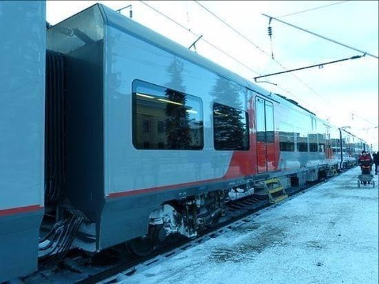 Из Петербурга в Петрозаводск меньше чем за 6 часов можно будет доехать на мурманском поезде