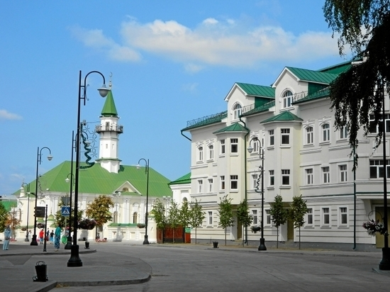 В 2017 году в Старо-Татарской слободе Казани побывало более 1 миллиона туристов