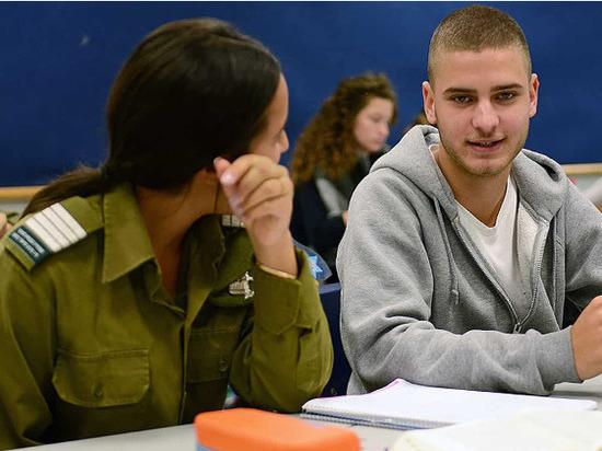 Новости Израиля: В Хайфе генералов армии начинают готовить с 14 лет