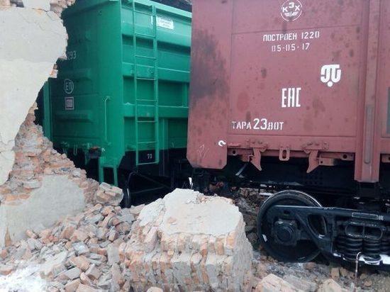 Данные о крушении товарного поезда в Алтайском крае подтвердили