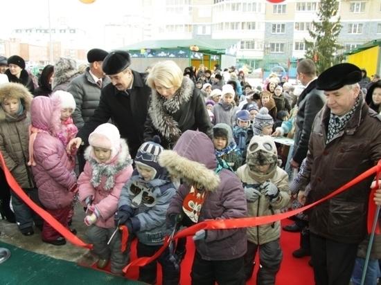 Еще 10 детских садов планируется построить за 2 года в Чебоксарах