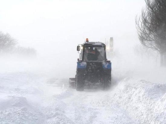 Костромской губернатор потребовал быстро расчистить дороги от снега