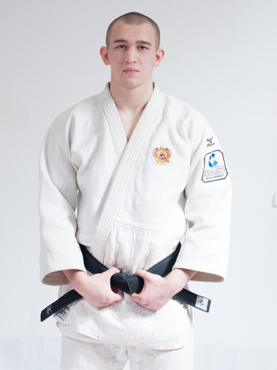 Тамбовский дзюдоист привез бронзовую медаль с первенства России