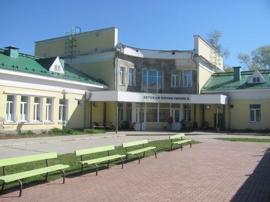Детскую поликлинику в Новодвинске признали не отвечающей современным стандартам