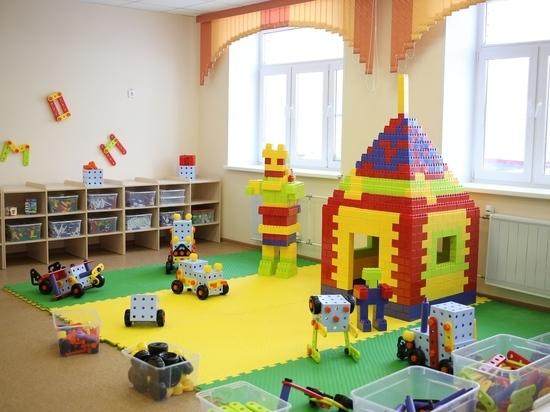 Детский сад открылся в Новинках Нижегородской области