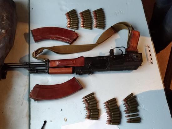 Убийца ялтинского таксиста хранил арсенал оружия – МВД Крыма