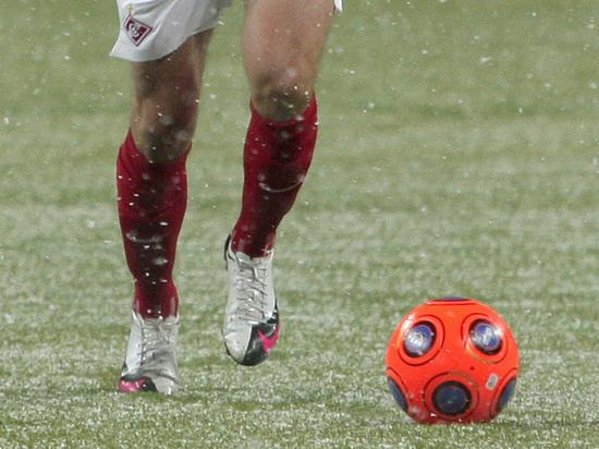 Победил снег: почему футболисты «Локомотива» и «Спартака» сильнейшего не выявили
