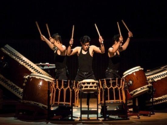 В Ульяновск приедут японские барабанщики