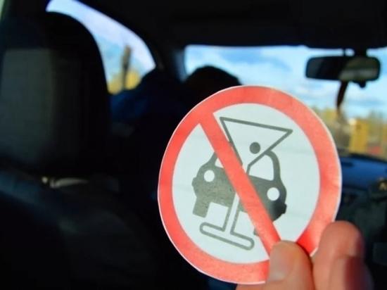 За выходные в Тверской области поймали 54 пьяных водителей