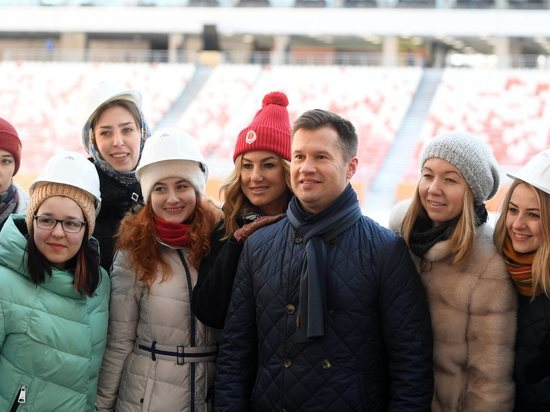 Алексей Немов про «Мордовия Арену»: Здесь круто!