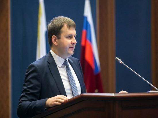 Тольятти посетит министр экономразвития РФ Максим Орешкин