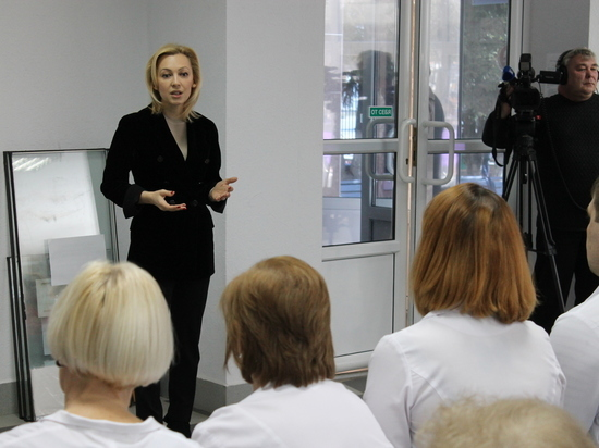 В самом густонаселенном районе Ставрополя запускают новую поликлинику