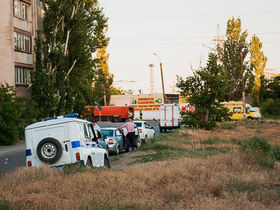 Астраханец показал задержавшим его полицейским наркотики