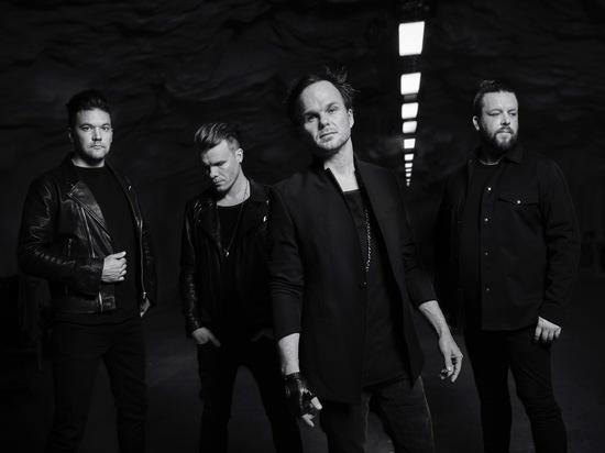 На концерте в Москве The Rasmus перепели Высоцкого