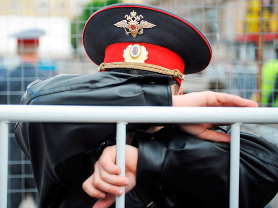 Пьяный житель НАО покусился на погон участкового полицейского