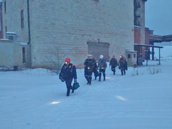 В Североуральске нашли трех мужчин, пропавших в законсервированной шахте