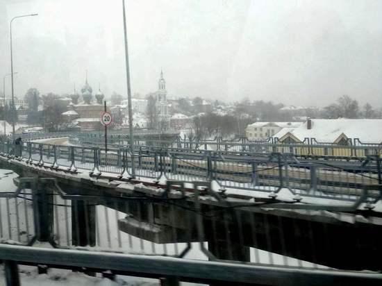 Госбюджет выделил Костромской области более 200 миллионов рублей на капремонт моста