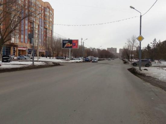 В Оренбурге в ДТП пострадал 4-летний ребенок
