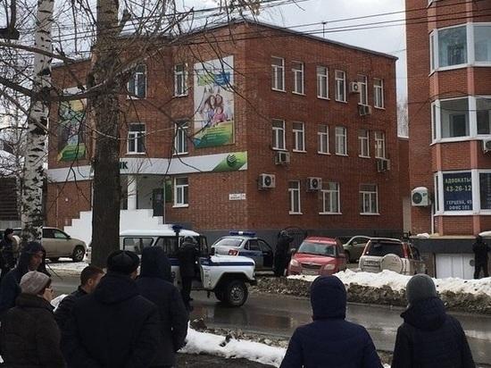 Томичка угрожала взорвать отделение «Сбербанка», требуя денег