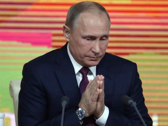 Путин рассказал, каково быть «главным мировым злодеем»