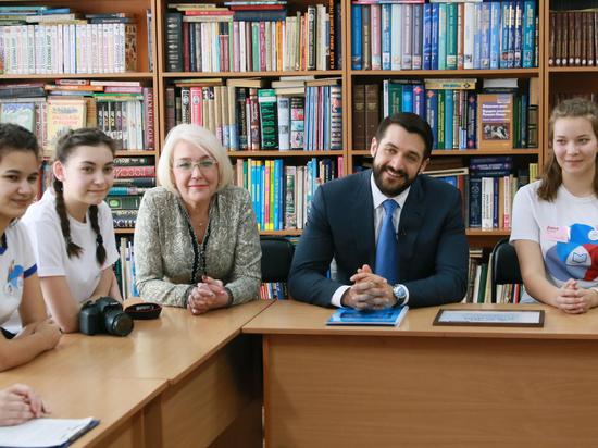 В бийской школе благодаря гранту Фонда Прокопьева появится радио