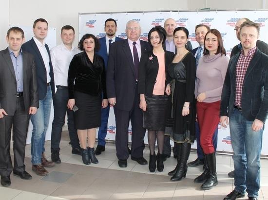 Первый весенний съезд президентов прошел в Барнауле