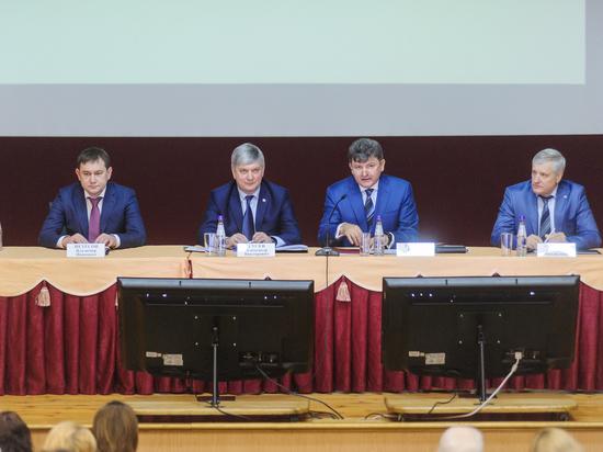 Воронежские судьи подвели итоги работы за 2017 год
