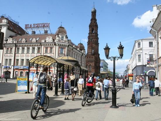 Татарстан вошел в топ-10 популярных регионов России по количеству иностранных туристов