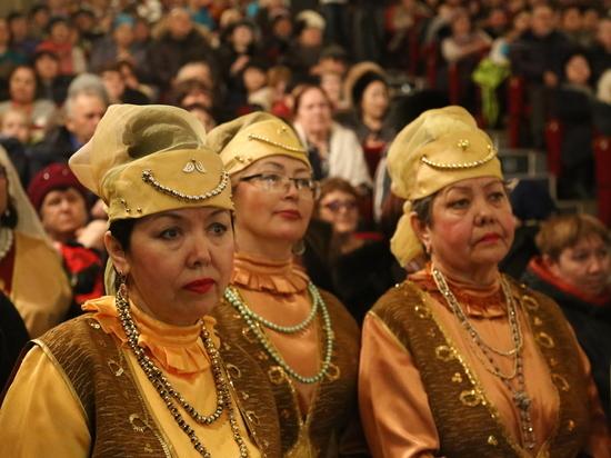 В Тюменской области завершились Днитатарской культуры
