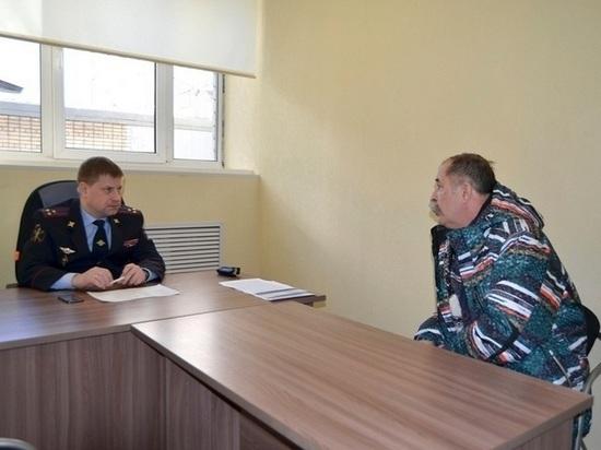 В марте прием граждан проведет начальник УМВД России по Казани